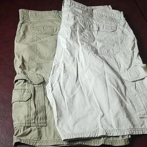 Wrangler Original Cargo Shorts